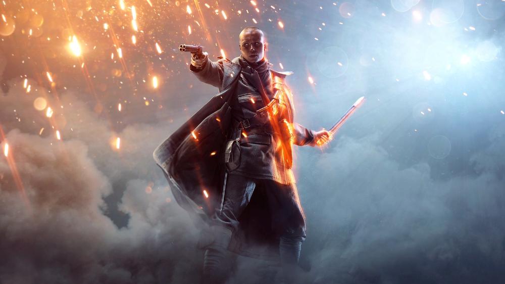 Battlefield 1 Key Art In 2020 Battlefield 1 Battlefield Games Battlefield