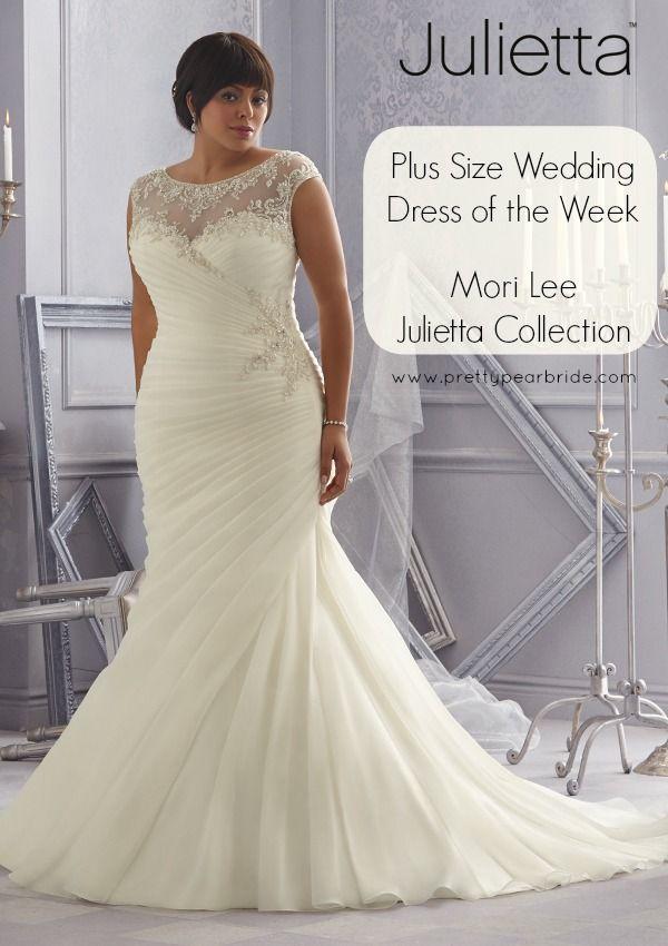 Plus Size Wedding Dress of the Week} Julietta Spring 2015 Collection ...