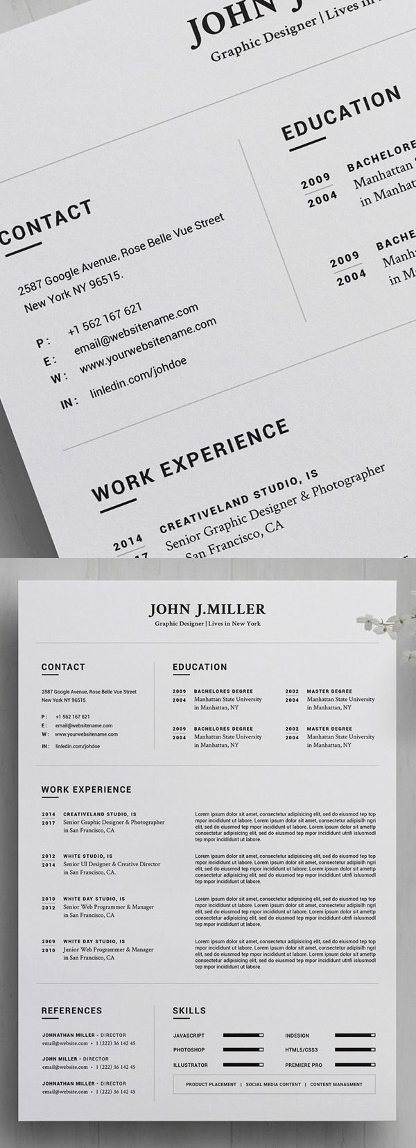 resume design you need a if are employed (มี format doc for freshers 12th pass student functional objective hobbies in cv example