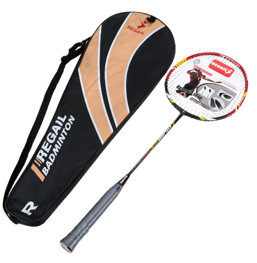 Training Badminton Racket With Carry Bag Badminton Racket Badminton Sport Bag