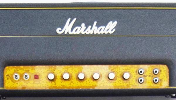 GLIDE 仙台の楽器店 Marshall 1987 MKII 中古特価品 - ヤフオク!