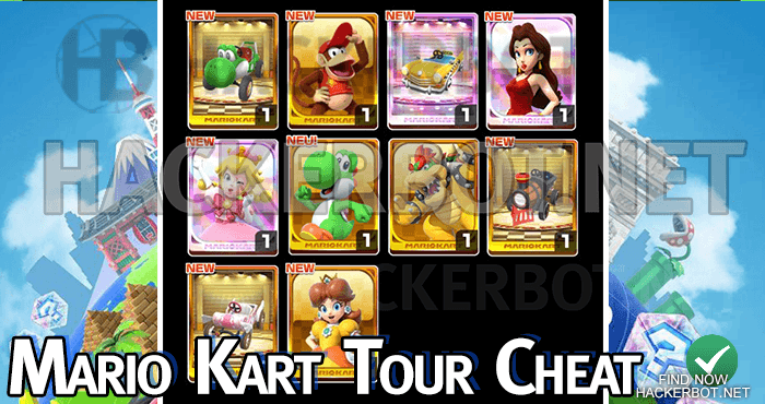 Mario Kart Tour Hack 2019 Updated Mario Kart Tour Hack