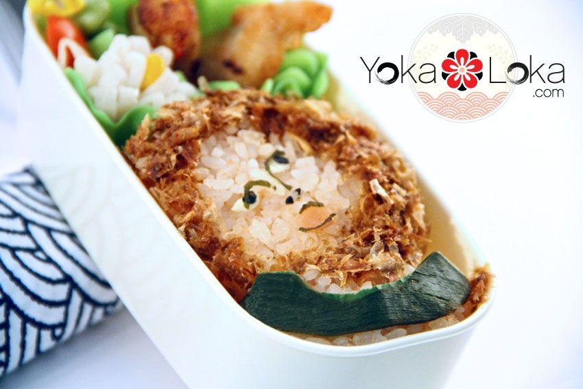 Comida japonesa en el centro de Madrid. YOKALOKA