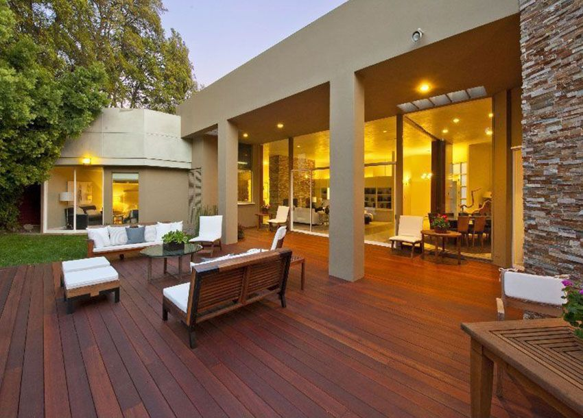 25 Top Modern Deck Ideas Pictures