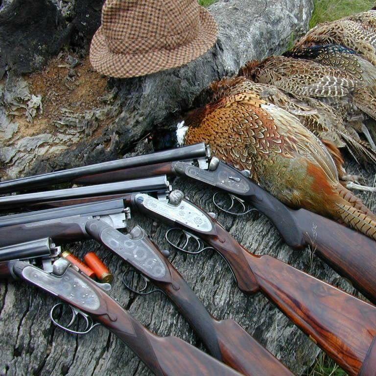 Картинки охота оружие