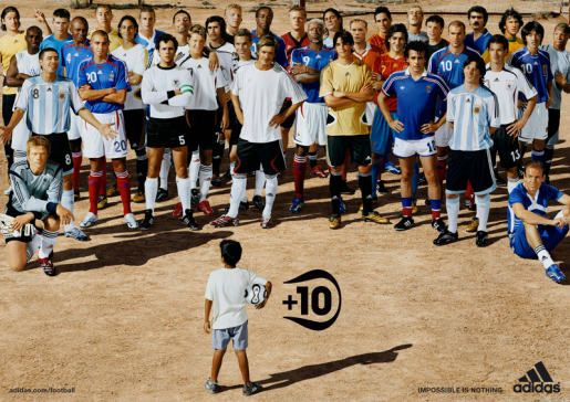 jefe equilibrado fórmula  Pin on Soccer Ads