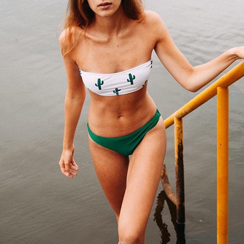 Beth Morgan in Bikini on the pool in Spain - GotCeleb