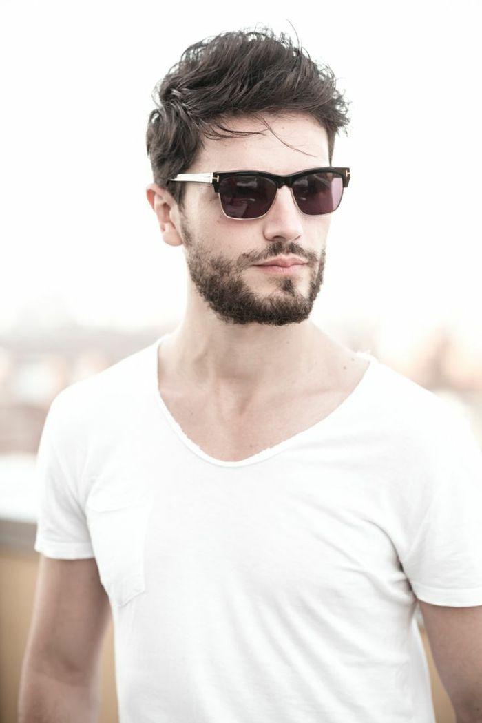 Choisir coupe de cheveux homme photo
