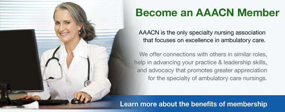 American Academy of Ambulatory Care Nursing Ambulatory