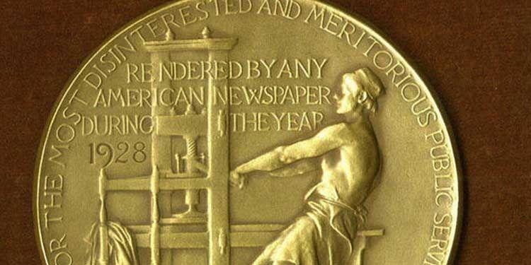 4 giugno 1917 Vengono assegnati i primi Premi Pulitzer
