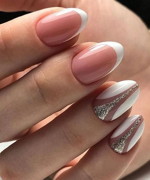 Most Fabulous Oval Nail Art Designs For Your Big Day Oval Nail Art