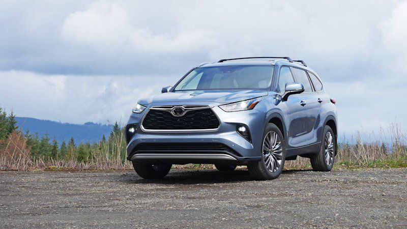 2021 Toyota Highlander Review Buying Guide Better And Now Sportier Filed Under Reviewstoyotabuying Gu In 2020 Toyota Highlander Toyota Toyota Highlander Hybrid