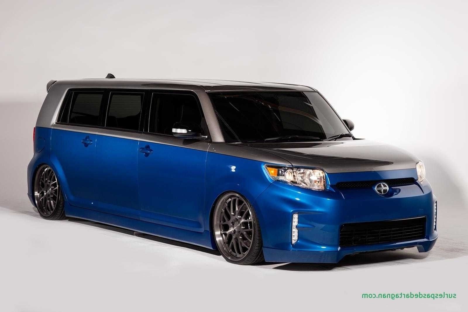 2020 Scion XD Redesign