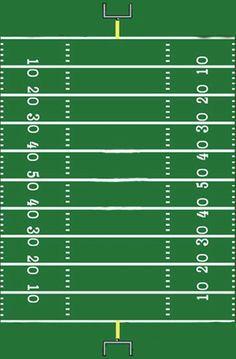 Football Field Sign Google Search Football Field Football Printables American Football