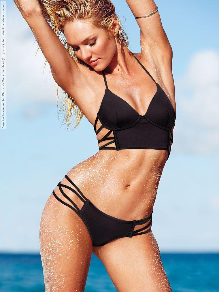 1f721bd2f483f Candice Swanepoel for Victoria's Secret lookbook (July 2014) photo shoot