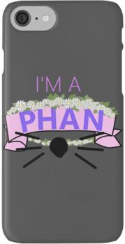 I'm a Phan iPhone 7 Cases