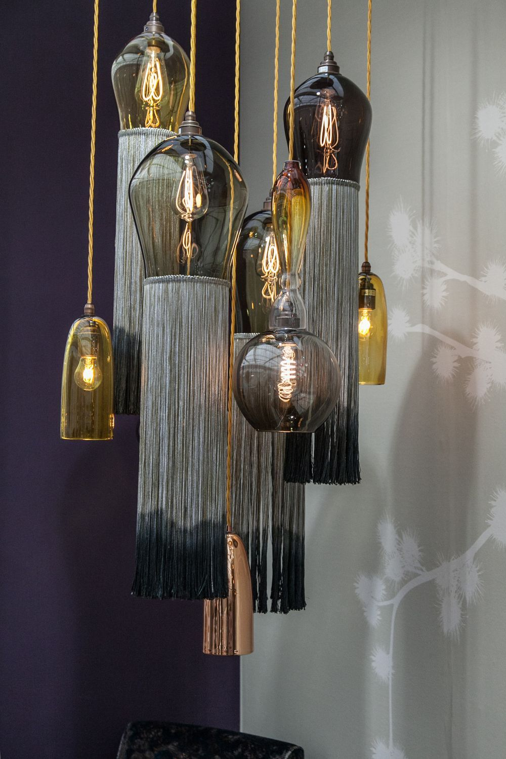London S Decorex Focuses On Luxury Designs For The Home Lighting Inspiration Light Decorations Lamp Design