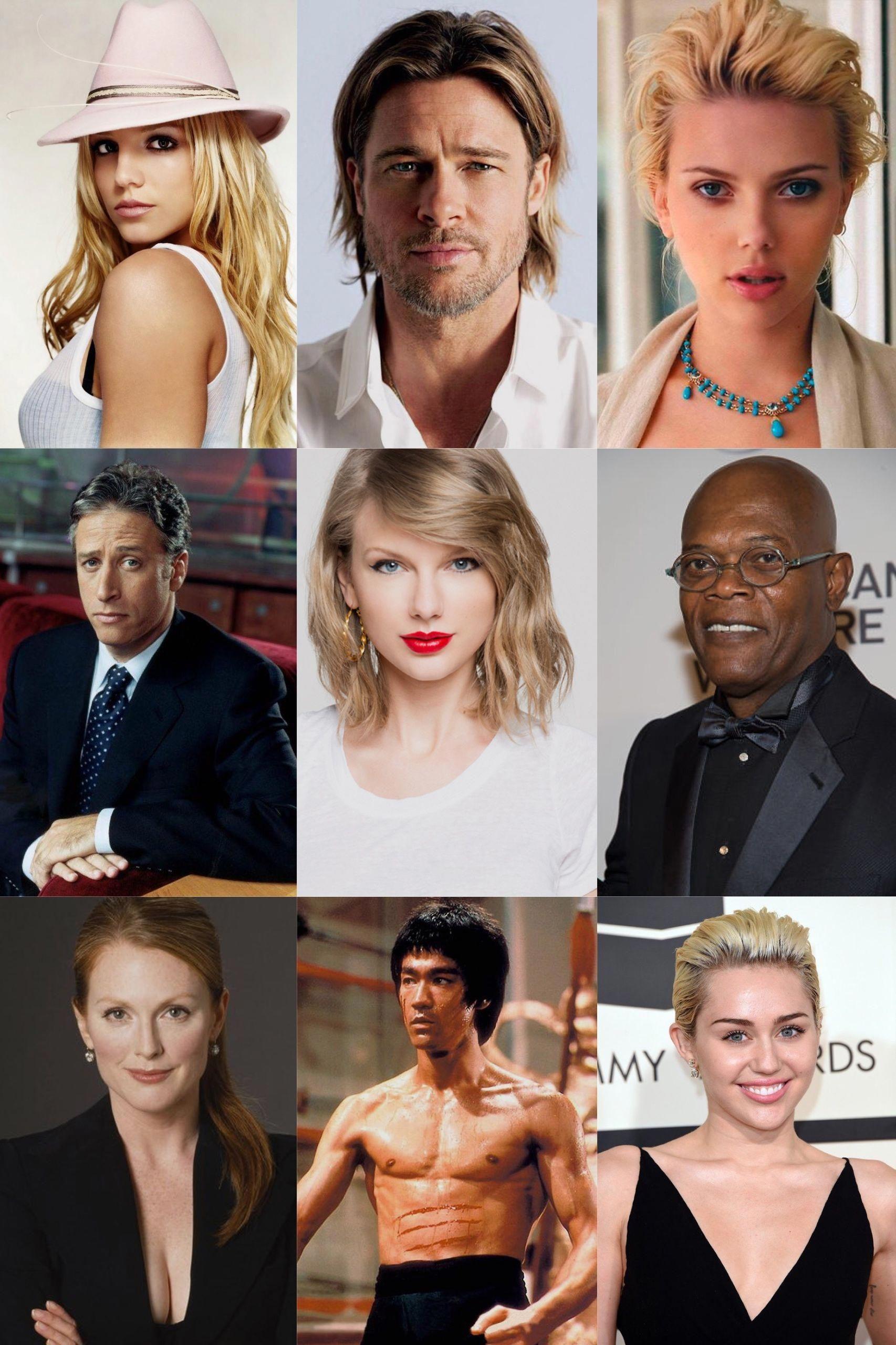 Most Famous Sagittarius Celebrities #