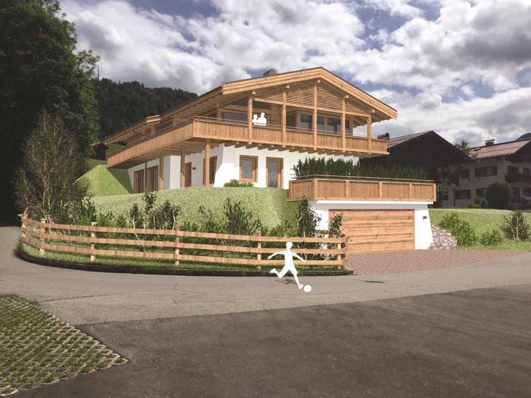 HK Architektur. St. Johann in Tirol: Haus°O | Ferienhaus | Pinterest ...