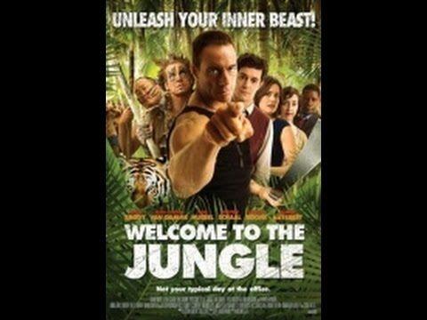 Pelicula Bienvenidos Ala Jungla Español Latino Completa Welcome To The Jungle Adventure Movies Free Movies Online