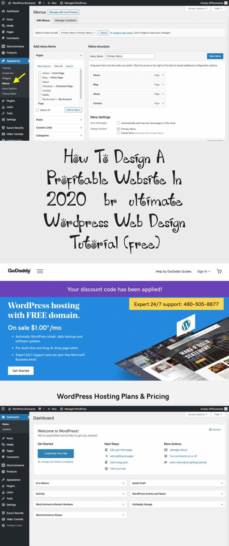 En Blog En Blog In 2020 Wordpress Web Design Web Design Web Design Marketing