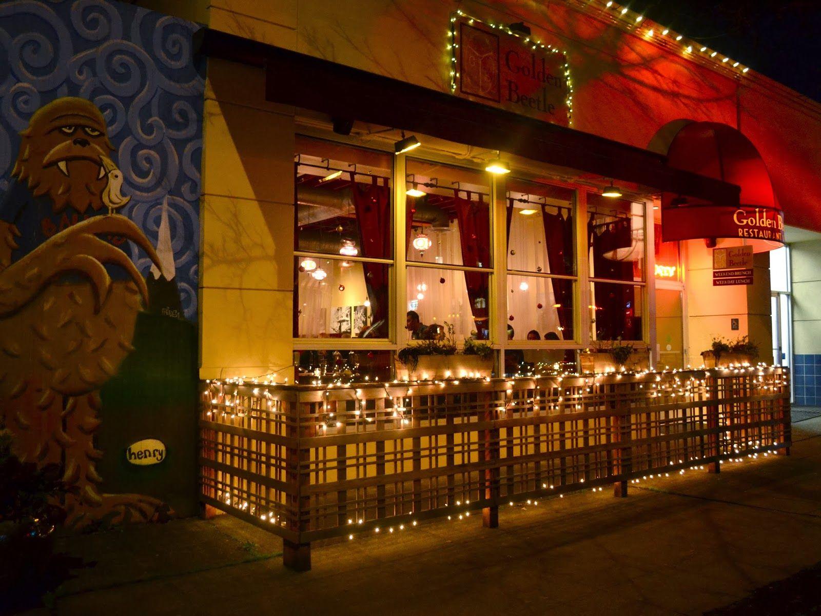 Golden Beetle Restaurant In Ballard Seattle Washington Food Restaurants