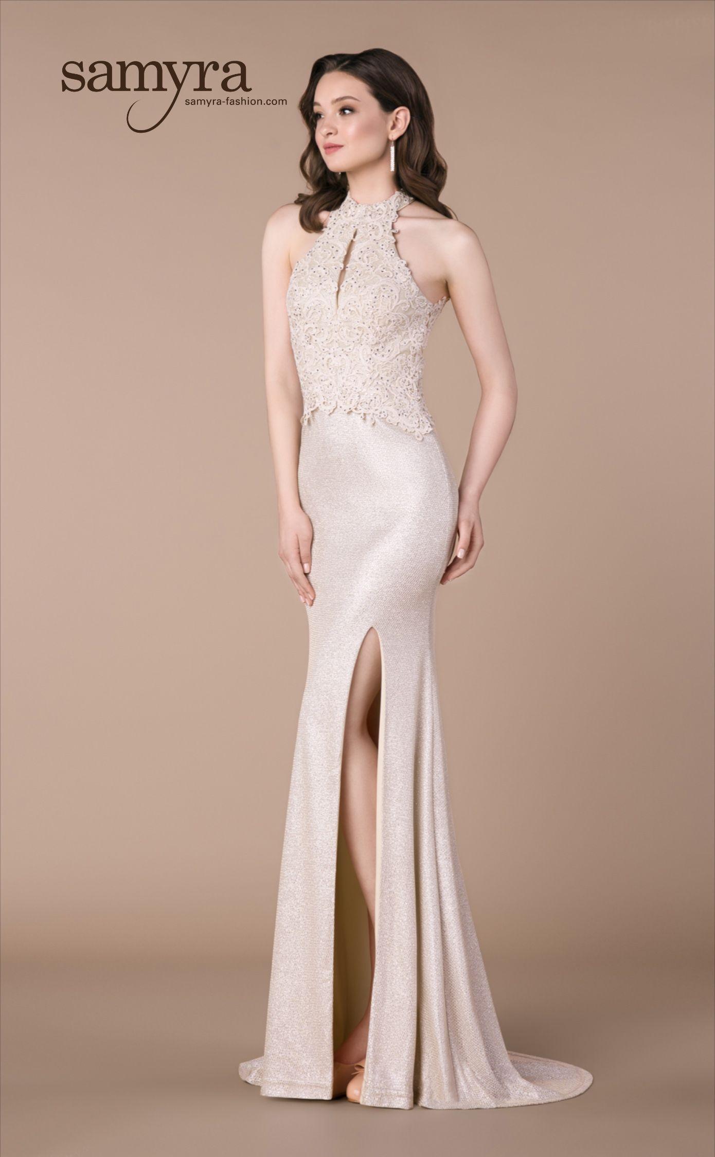 Traumhafte Abendkleider fürs Standesamt findest du bei Samyra
