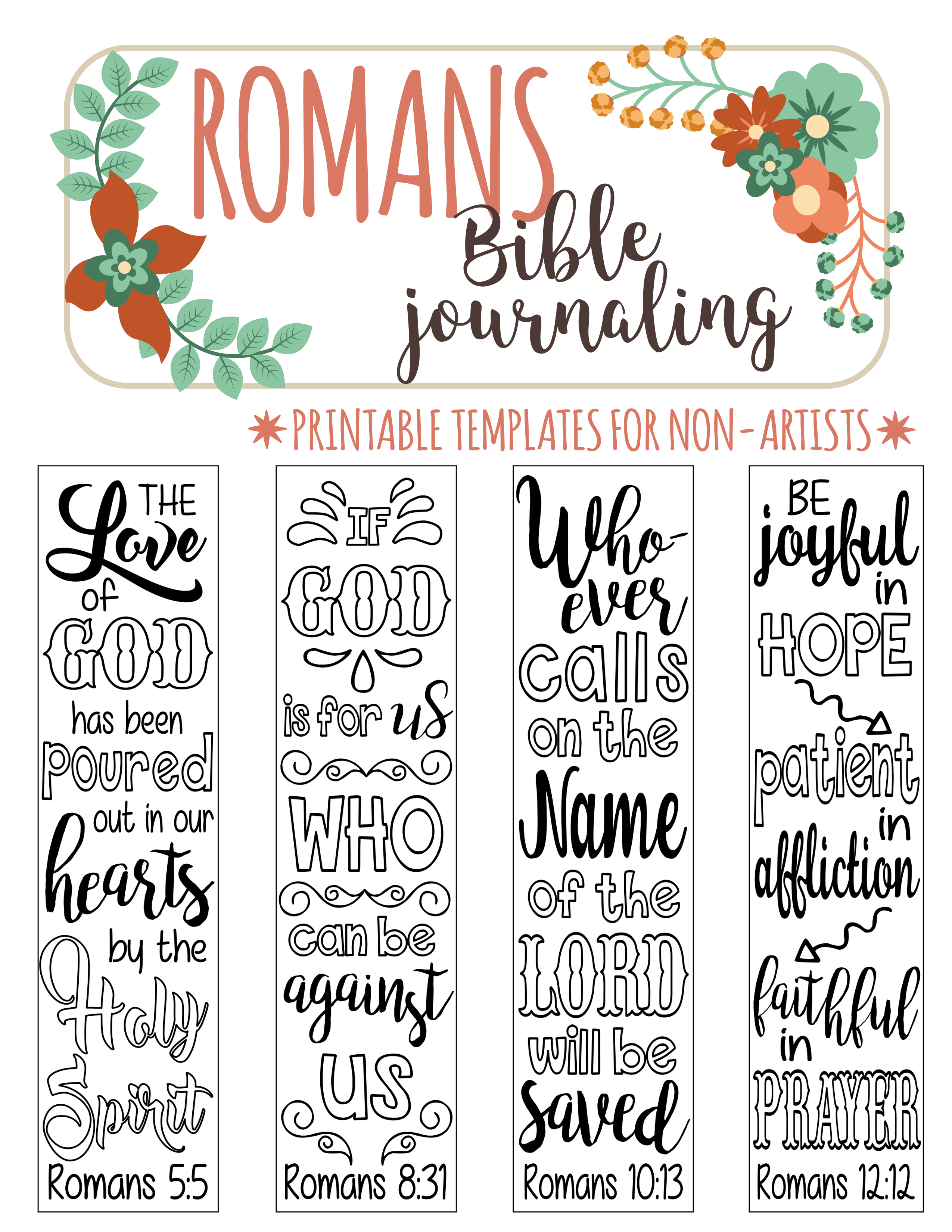 picture about Printable Revelation Bible Study known as Pin upon ROMANS - Bible Journaling