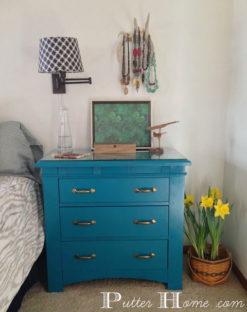 Putter Home | Nightstand Makeover
