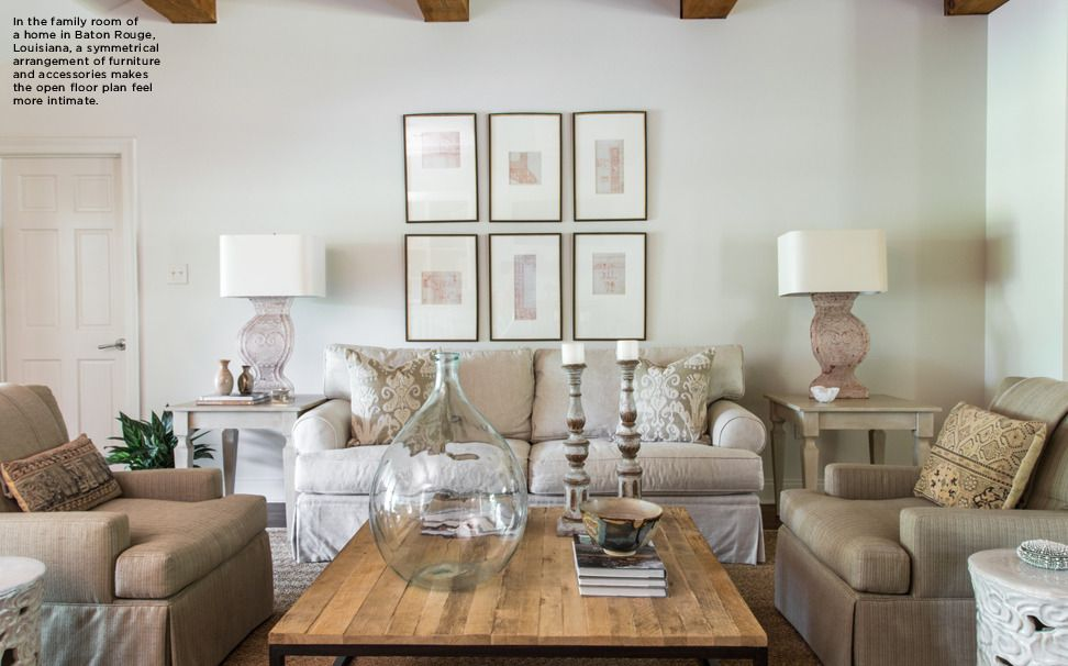 Graci Interiors Comes Home To New Orleans Interior Room