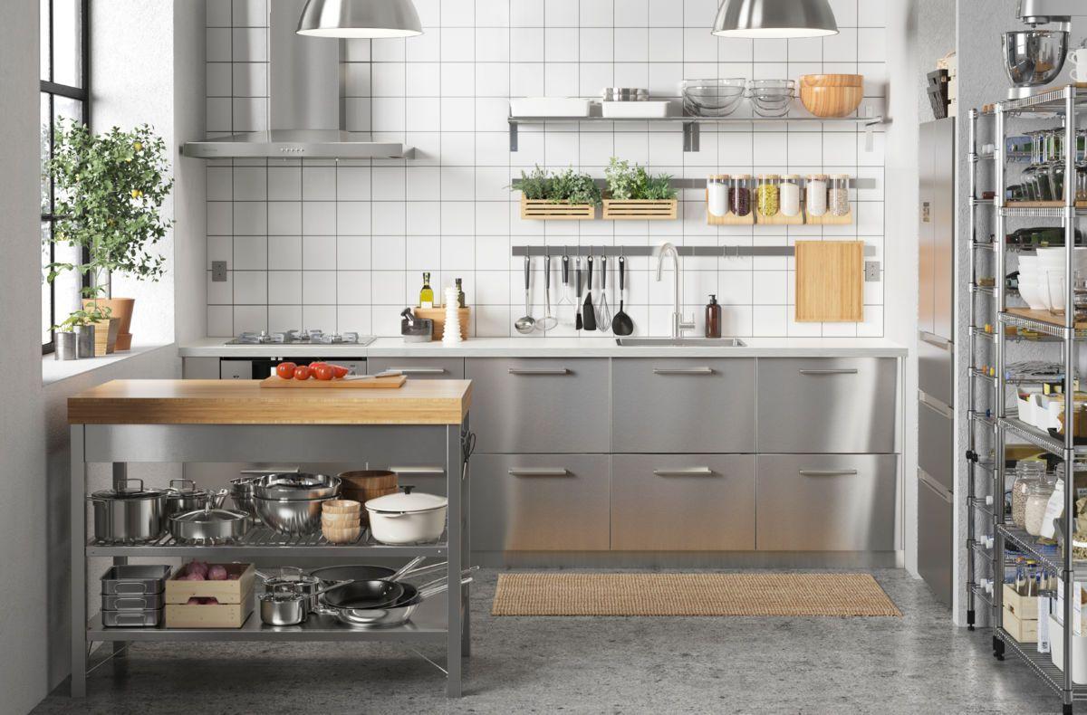Ikea キッチン ハンドブック 2017 キッチンデザイン 新築 キッチン リノベーション キッチン