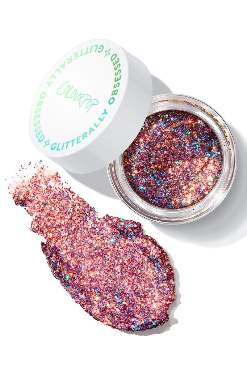 Avenue of the Stars Glitter gel, Colourpop, Holographic