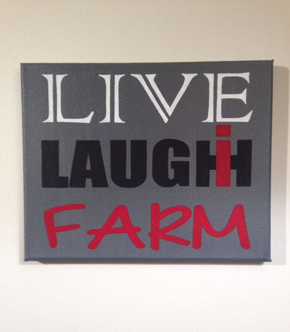 Livelaughfarm case ih international by for International harvester decor