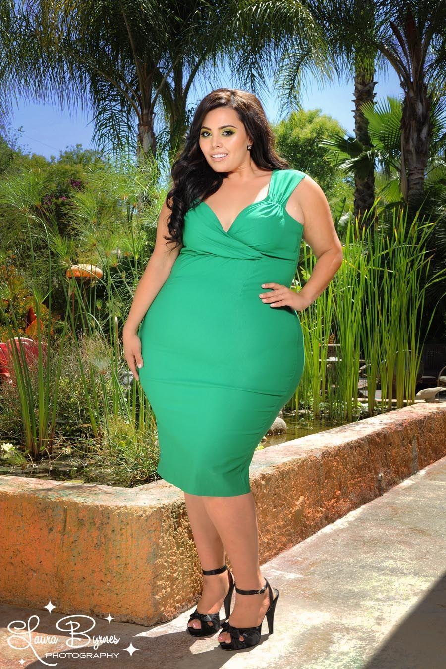 Super plus size formal dress