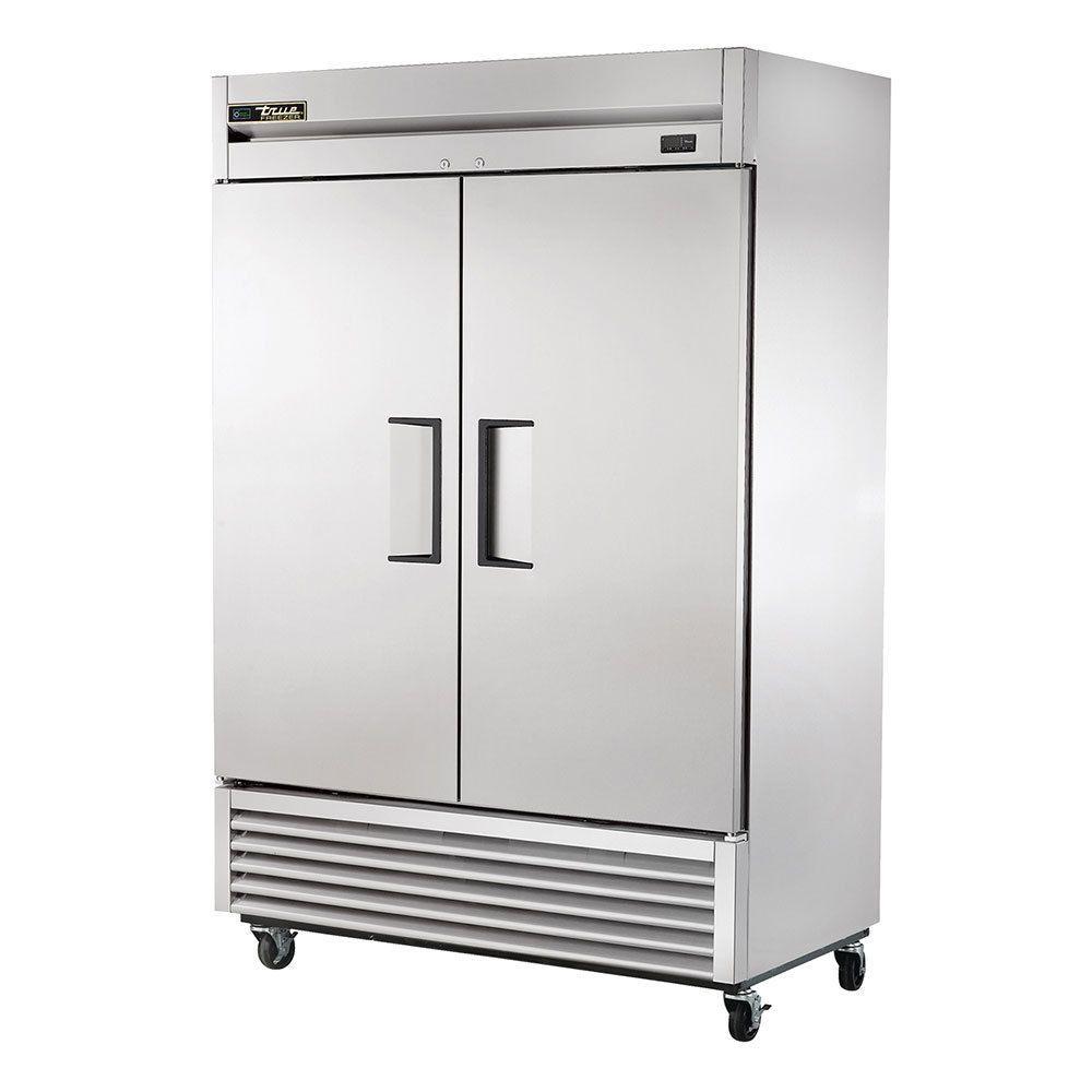 Details About True T 49f Hc Commercial Reach In Solid Swing Door Freezer Solid Doors True Freezer Commercial Freezer