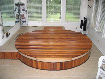 Great Northern Rubadub Tub Hot Therapy Sunken In Floor