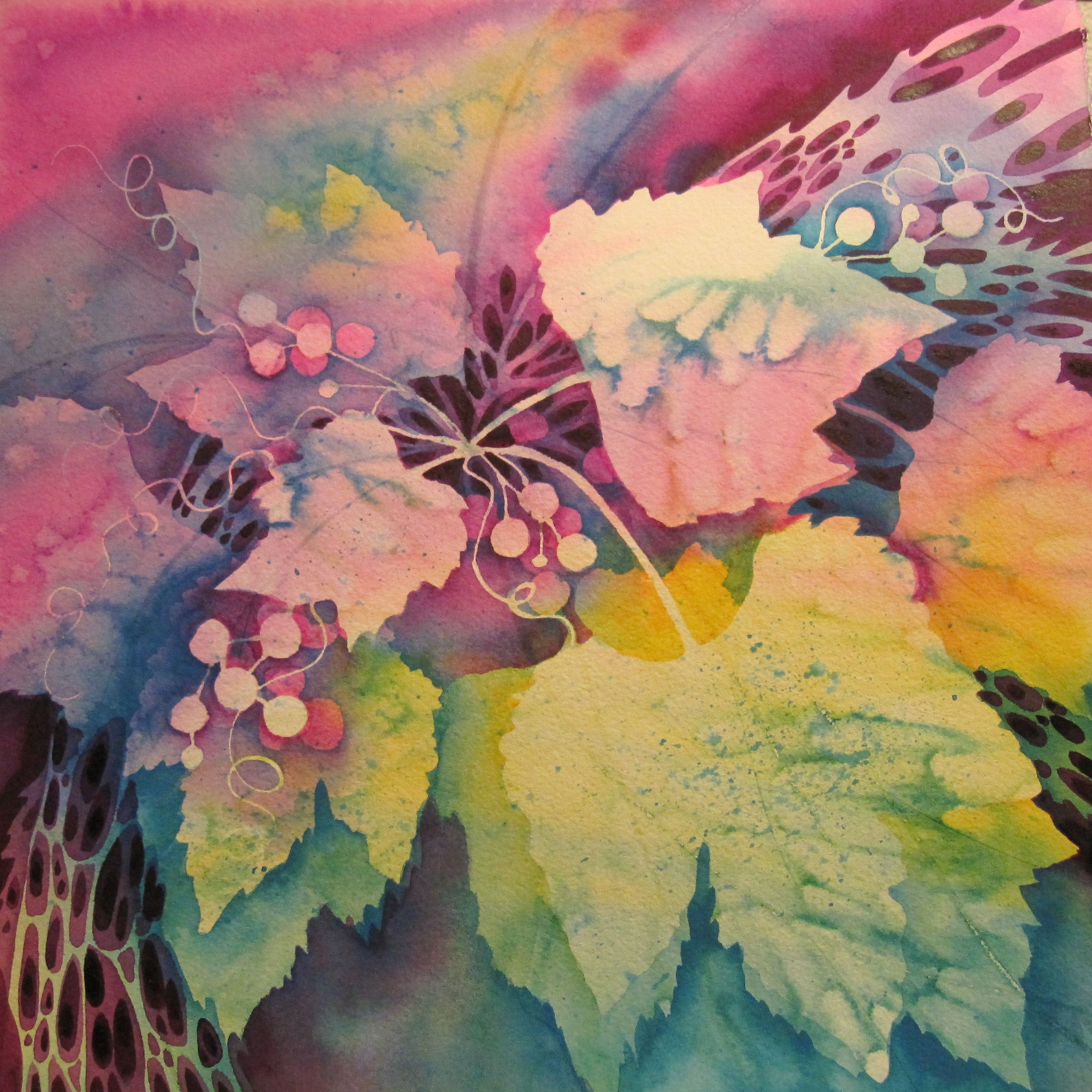 Florals Plant Life Watercolor Flowers Watercolour Inspiration