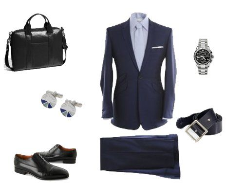 business professional dress code for men  professional