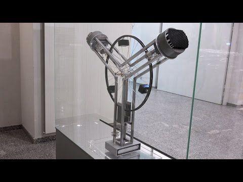Das (erste echte?) Perpetuum Mobile erfunden von David  - ausgefallenen mobel allan lake skulpturell