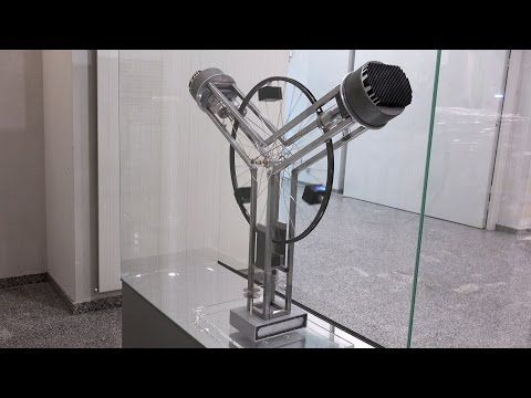 Das Erste Echte Perpetuum Mobile Erfunden Von David Quot Daedalus Quot Jones Im Detail Youtube Perpetuum Mobile Technisches Museum Mobiles
