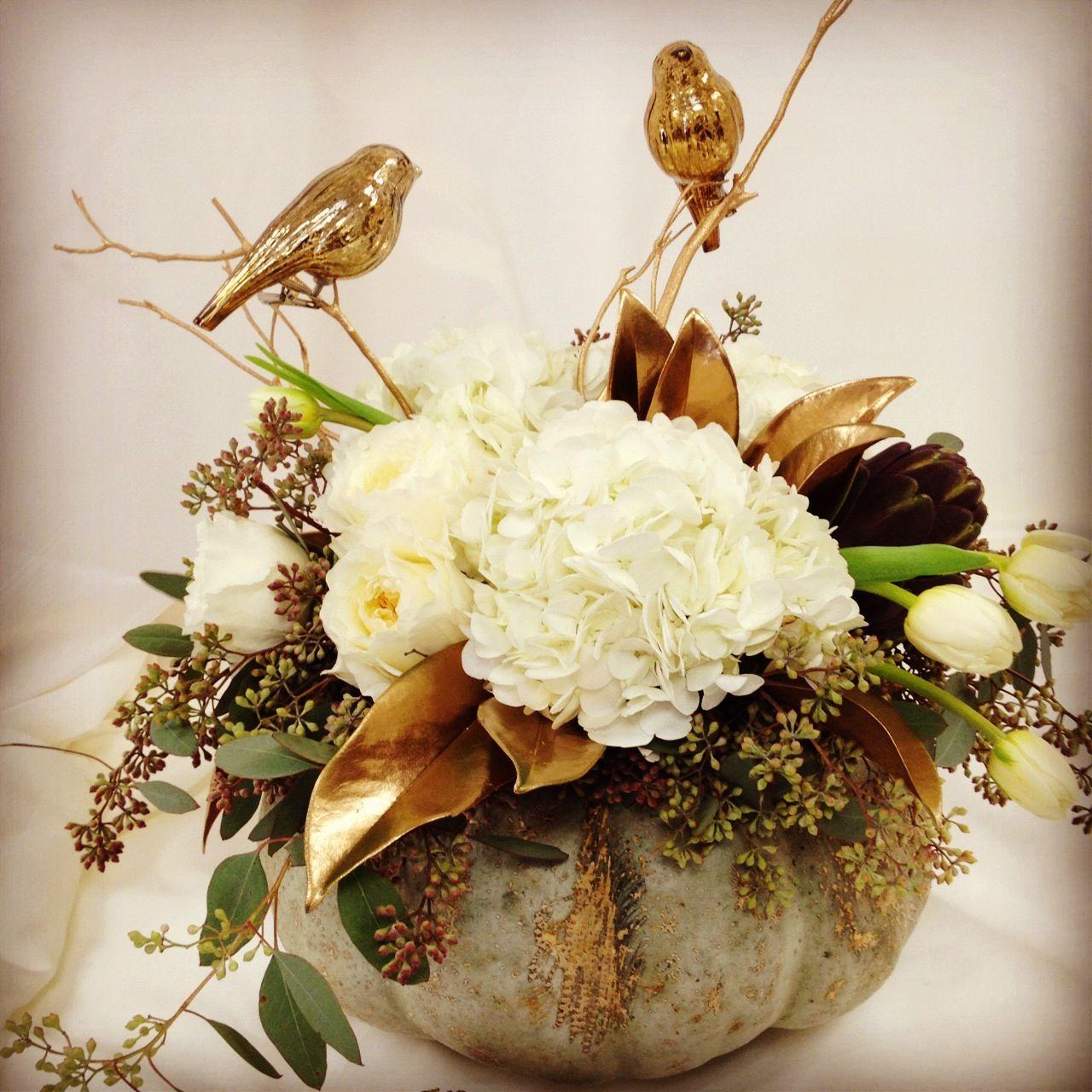 Thanksgiving Table Arrangements: Thanksgiving Floral Arrangements