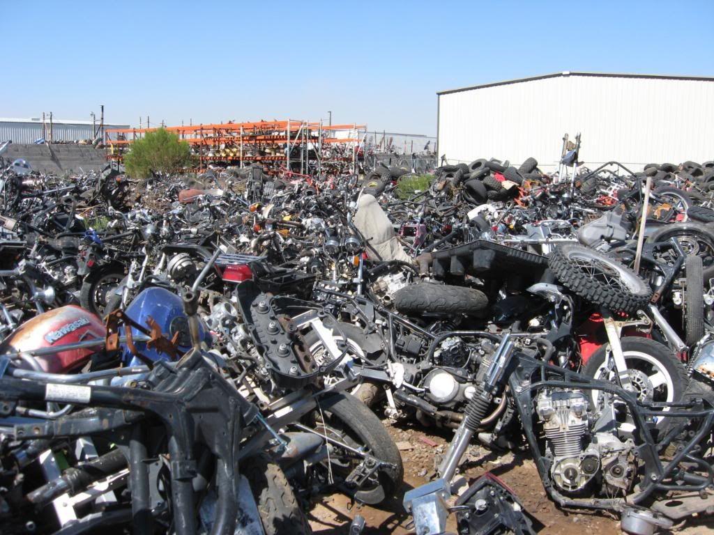 motorbike used parts