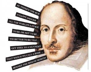 Hear ye, hear ye! 'Tis Talk Like Shakespeare Day! | Classroom ...