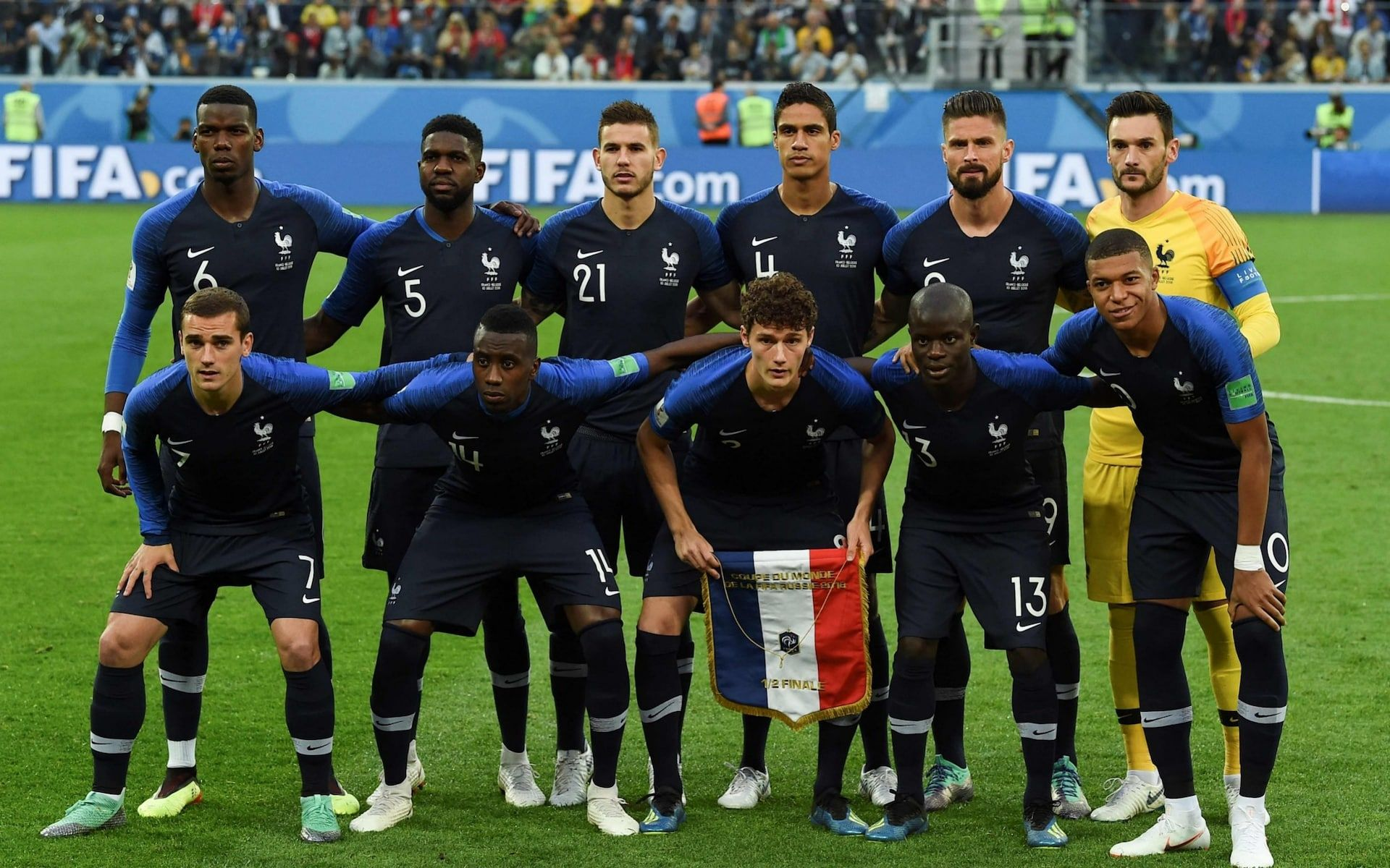 France World Cup 2018 Squad Guide And Latest Team News World Cup International Soccer France Players