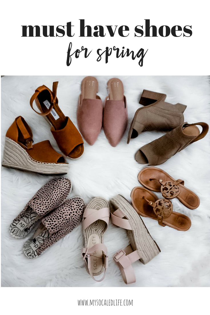 must have shoes for spring | womens