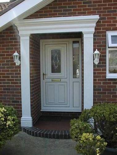 Fypon Door Surround Georgian Doors Doors Vinyl Doors