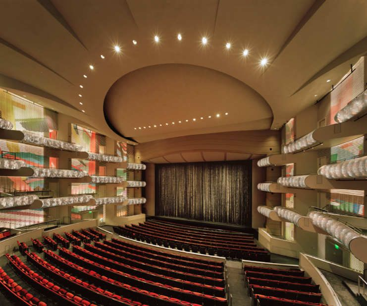 Kauffman Center For The Performing Arts Safdie Architects Gear Art Concert Hall Art Pictures