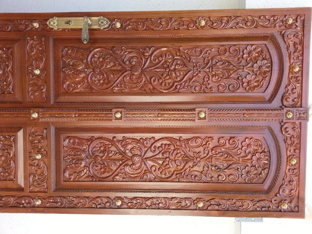 Buy Indian Doors & Popular Design Wrought Iron Door Indian ...