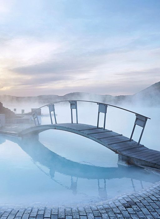 Blue Lagoon hotel in Iceland