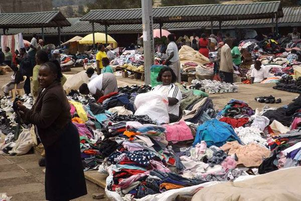 Uganda Signals Mitumba Ban With Planned Punitive Levies How To Plan Second Hand Clothes Uganda